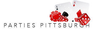 Casino Parties Pittsburgh Logo