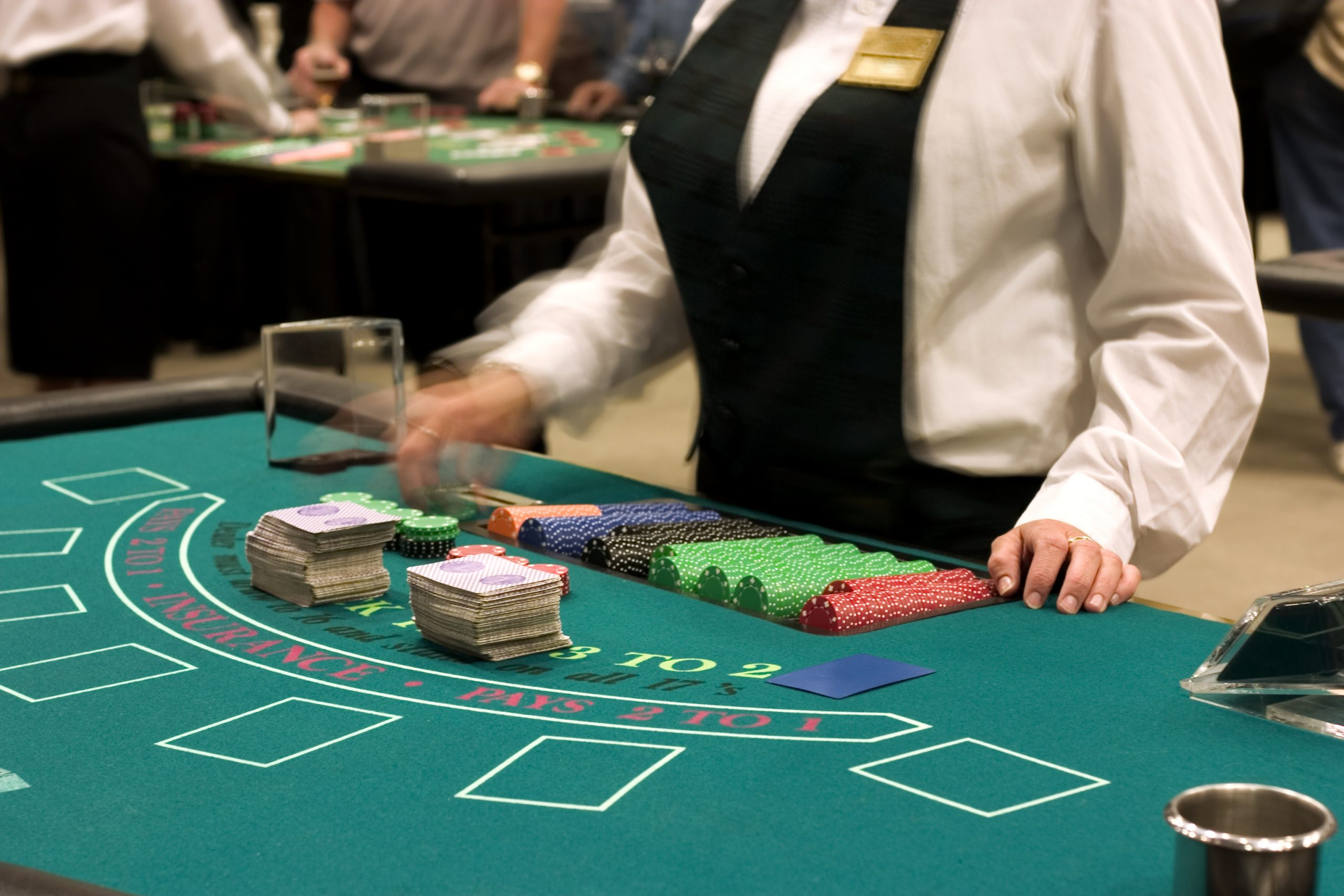 Casino Event at Convention